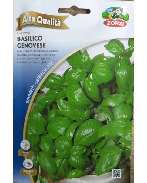 Basil Leaf  Seeds