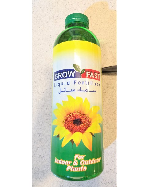 Plant Food - Grow Fast  - 1Ltr