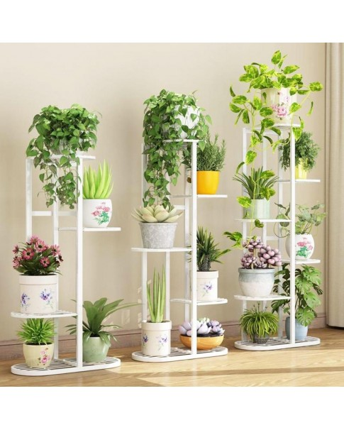 White Plant Stand (Pre-order Only)