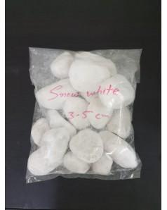 Snow White Stone 3 - 5 CM