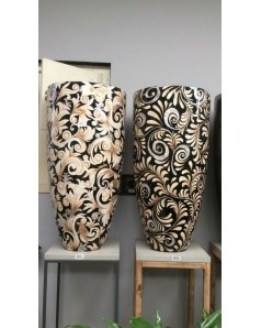 100cm height pot Mother of pearl material