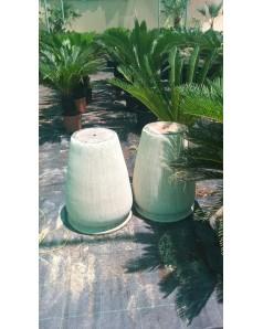 clay pot 45×25 cm