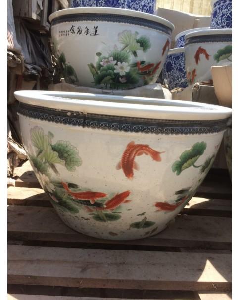 Ceramic Pot 43 cm Height