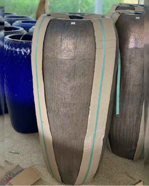 Ceramic Pot 115x35 CM - Height
