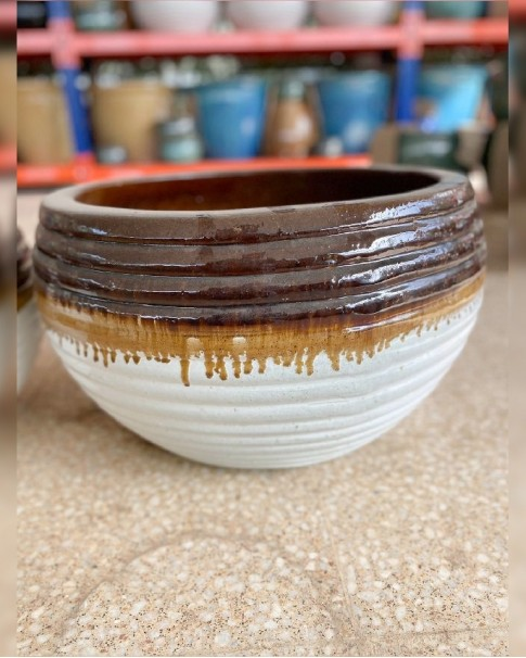 35x45cm ceramic pot
