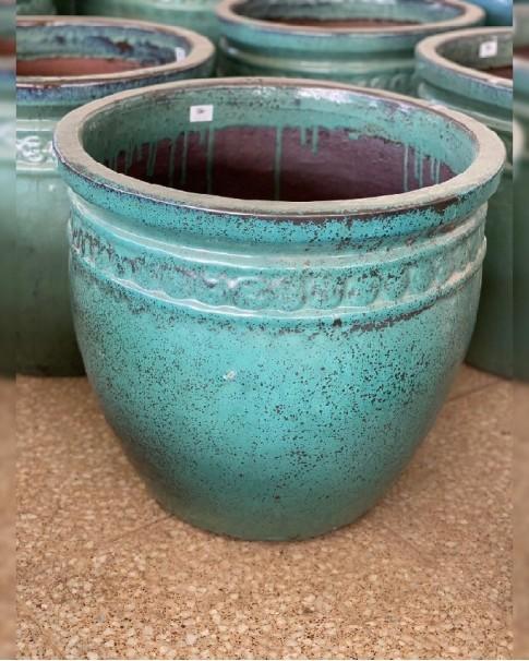 Ceramic Pots 45x40 CM Height