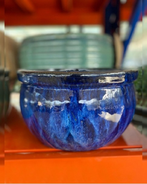 Ceramic Pot - 18x23 CM Height