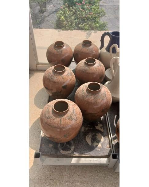 Clay Pot - Artisan. QR 190 / ea