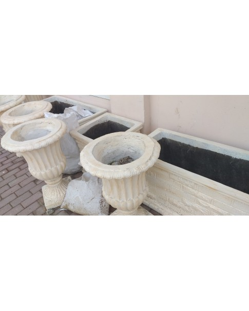 Collection 3 - Cement and Gypsum Pot